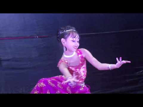 Dance by kristy at competition'17 (1 st Prize)
