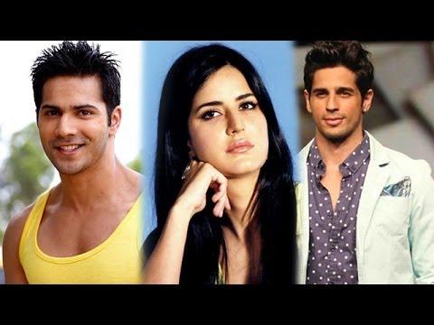 Varun Dhawan And Katrina Kaif