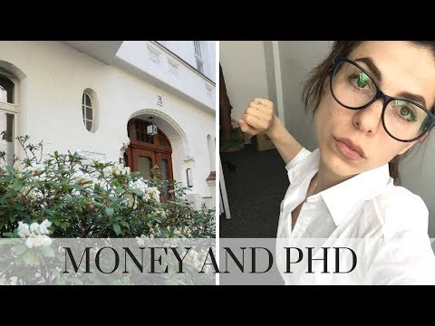 how i make money | PhD in Germany
