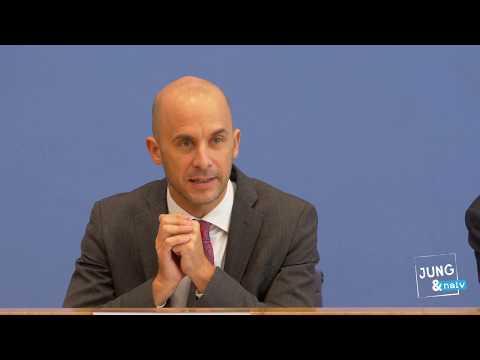 11. November 2019 - Bundespressekonferenz | RegPK