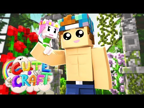TRYING TO FIND A PIXIE!   CuteCraft #10