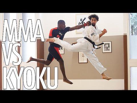 "Kyokushin Vs MMA - Les ""Tutos de Karaté Bushido"" sur SFR Sport 5"