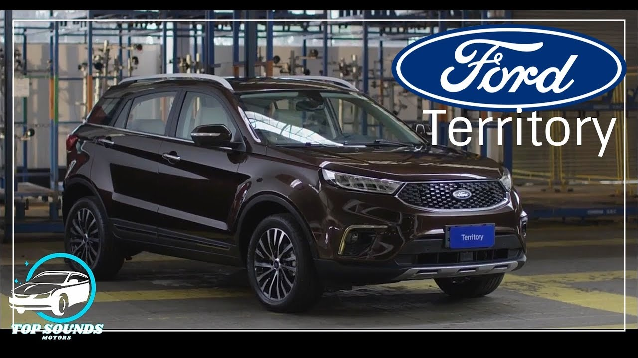 New Ford Territory In Brazil In 2020 Top Sounds