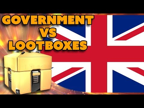Loot Boxes REPORTED to Government - The Know Game News