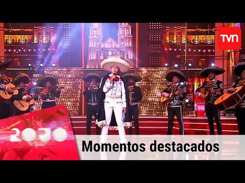 Juan Ángel Sorprendió Con Musical De Pedro Fernández | Rojo