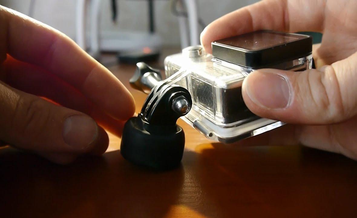Крепление фотоаппарата своими руками