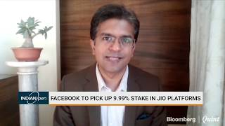 Details Of Facebook's Investment In Reliance Jio Platforms