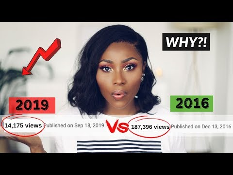 ARE WOMEN TIRED OF MAKEUP TUTORIALS??!  LET'S TALK | Dimma Umeh thumbnail