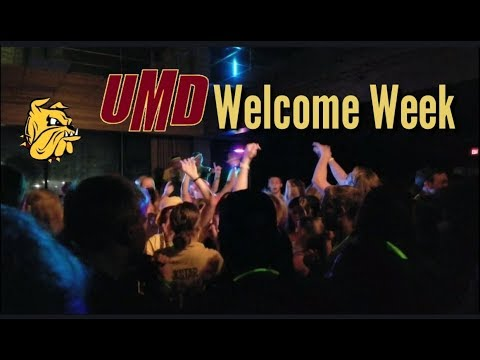 Welcome Week 2018 at the UMN-Duluth| Vlog #7