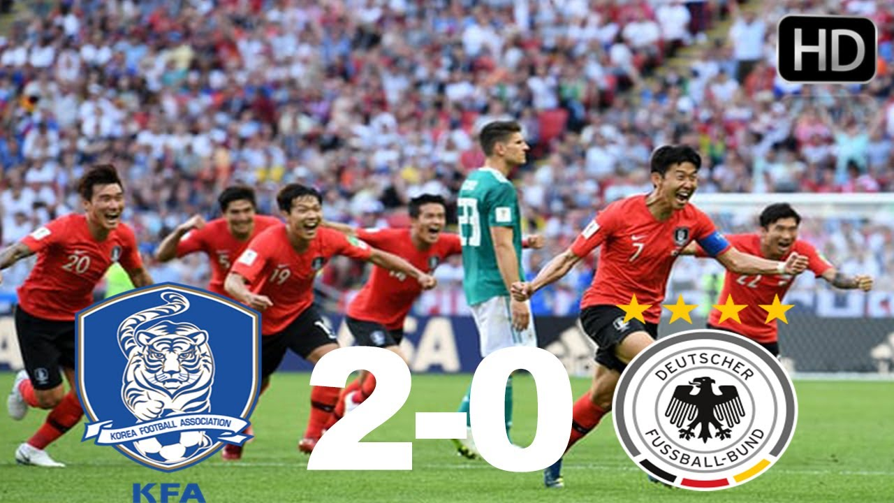 Download South Korea vs Germany 2-0 All Goals & Highlights 27/06/2018 (Group Stage) World Cup 2018 HD