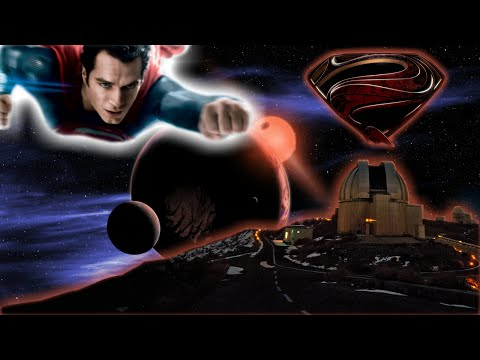 Does Planet Krypton Exist? | Exoplanets around Red Dwarf Stars | Physics vs Film