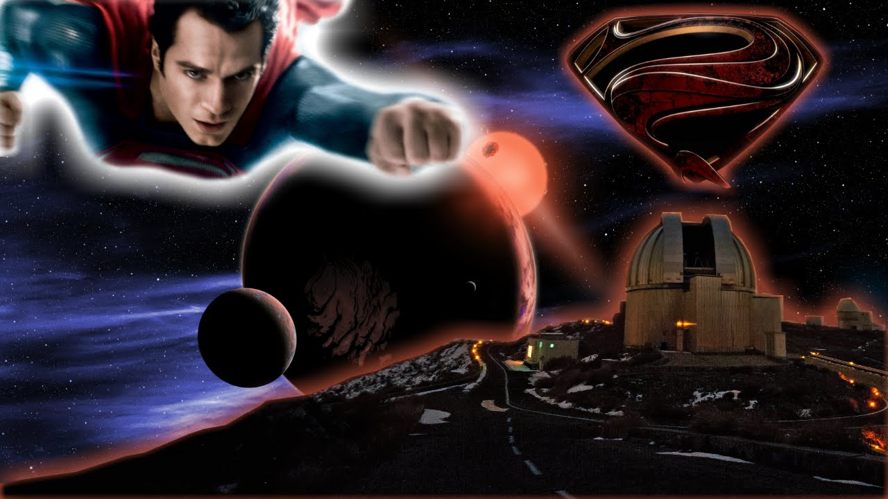 Does Planet Krypton Exist?   Exoplanets around Red Dwarf ...