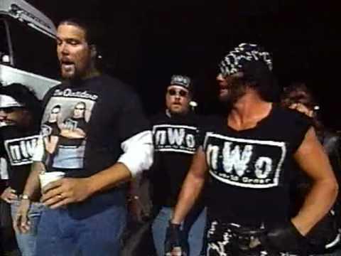 (3.31.1997) Road to Spring Stampede 1997 Part 1 - Giant & Lex Luger vs. Rick Fuller & Roadblock