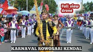 Full drumband karnaval rowosari kendal