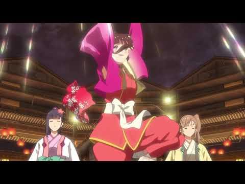 Koutetsujou No Kabaneri Movie Dance Scene 1080p 60FPS