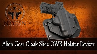 Video Alien Gear Cloak Slide OWB Holster Review download MP3, 3GP, MP4, WEBM, AVI, FLV Juli 2018