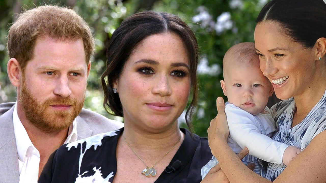 Meghan Markle says the royal family was concerned about ...