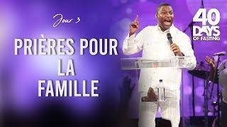 Pasteur Grégory Toussaint   40 DAY FAST 2019   Prières pour la Famille   Tabernacle de Gloire thumbnail