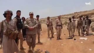طيران التحالف يهاجم مواقع الحوثيين جنوب تعز