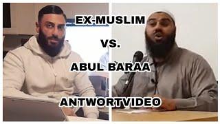 EX-MUSLIM Vs Abul Bara
