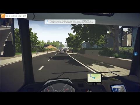 Bus Simulator 16 Balkan Gameplay EP1