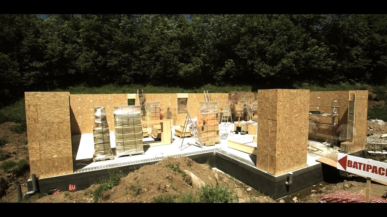 Maison en kit immeuble conteneur le nouvel habitat tout compte fait youtube - Maison conteneur ...