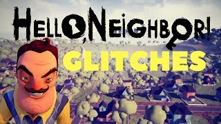 Glitches - Hello Neighbor (Full Game)