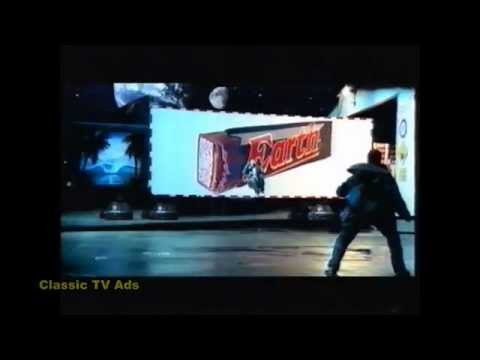 Mars Bar Television Commercial