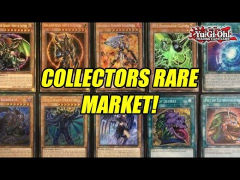 Yu-Gi-Oh! Collectors Rare Market from YouTube · Duration:  10 minutes 11 seconds