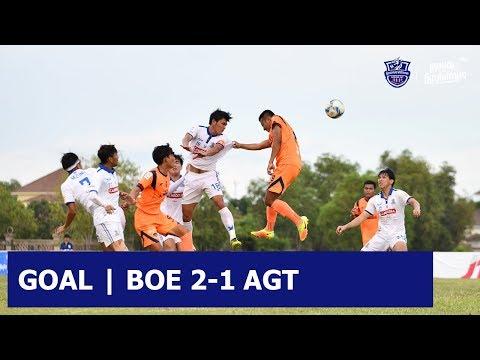 [Highlight] GOAL BY OMOGBA 2-1 ANGKOR TIGER