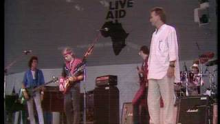 Dire Straits & Sting ☮ Money For Nothing (Highest Quality)