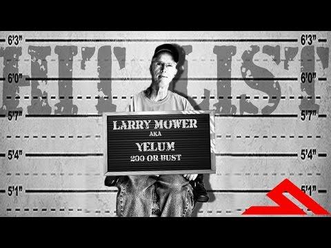 HITLIST: LARRY MOWER AKA YELUM