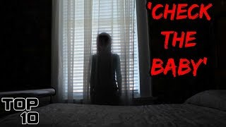 Top 10 Creepy Ghosts That Saved Lives