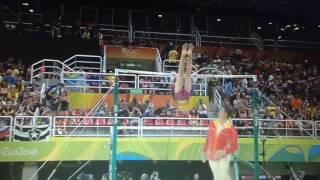 Fan Yilin Uneven Bars Rio