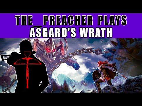 Asgard's Wrath: First Impressions (PCVR Oculus Rift S) Gameplay, The_Preacher Plays