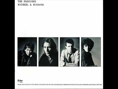 The Passions - Michael & Miranda (FULL ALBUM)