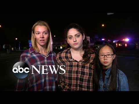 Eyewitnesses describe bar shooting that killed 12