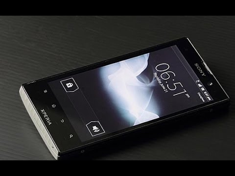 Sony Xperia ion HSPA Hard Reset and Forgot Password Recovery, Factory Reset