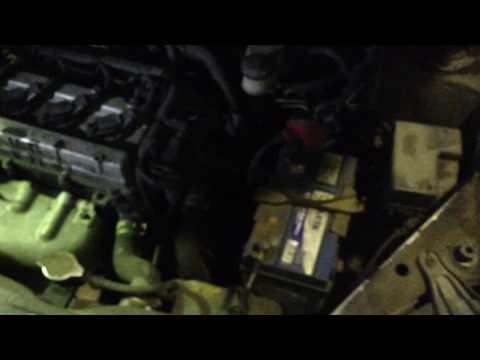 FAW V5 видео работы двигателя