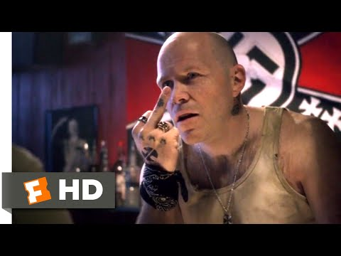 Interrogation (2016) - White Supremacist Bar Scene (3/5) | Movieclips