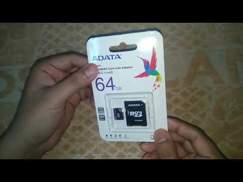 SD Card Review & Speed Test |  ADATA 64GB MicroSD - 2019
