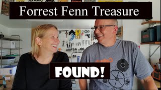 Forrest Fenn Treasure Found!