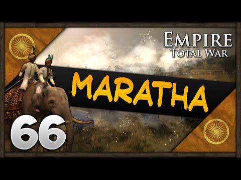 A BATTLE WITH BRITAIN! Empire Total War: Darthmod - Maratha Confederacy Campaign #66