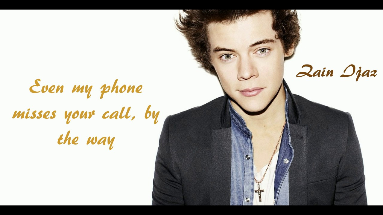 Harry Styles - From the Dining Table ( LYRICS ) - YouTube