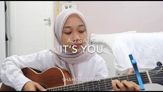 Cover images It's you - Ali gatie (cover)