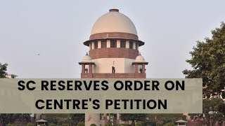SC/ST ACT: SC Reserves review petition to reconsider order |NewsX
