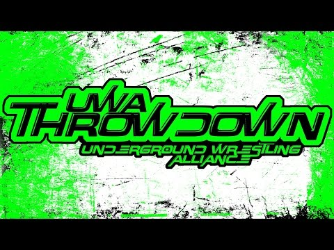 UWA ThrowDown  -  Episode 71 -  Midwest Indy Battle Royal 2016