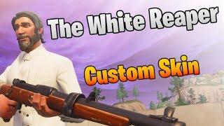 [Fortnite] The White Reaper Custom Skin