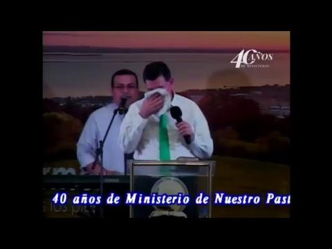 PASTOR SERGIO SOLÓRZANO Live Stream