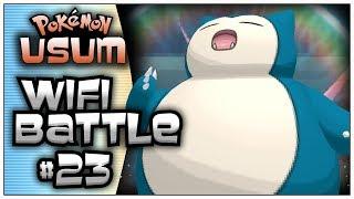 THAT THICKNESS! | Smogon UU | Pokemon Ultra Sun and Ultra Moon Wifi Battle #23